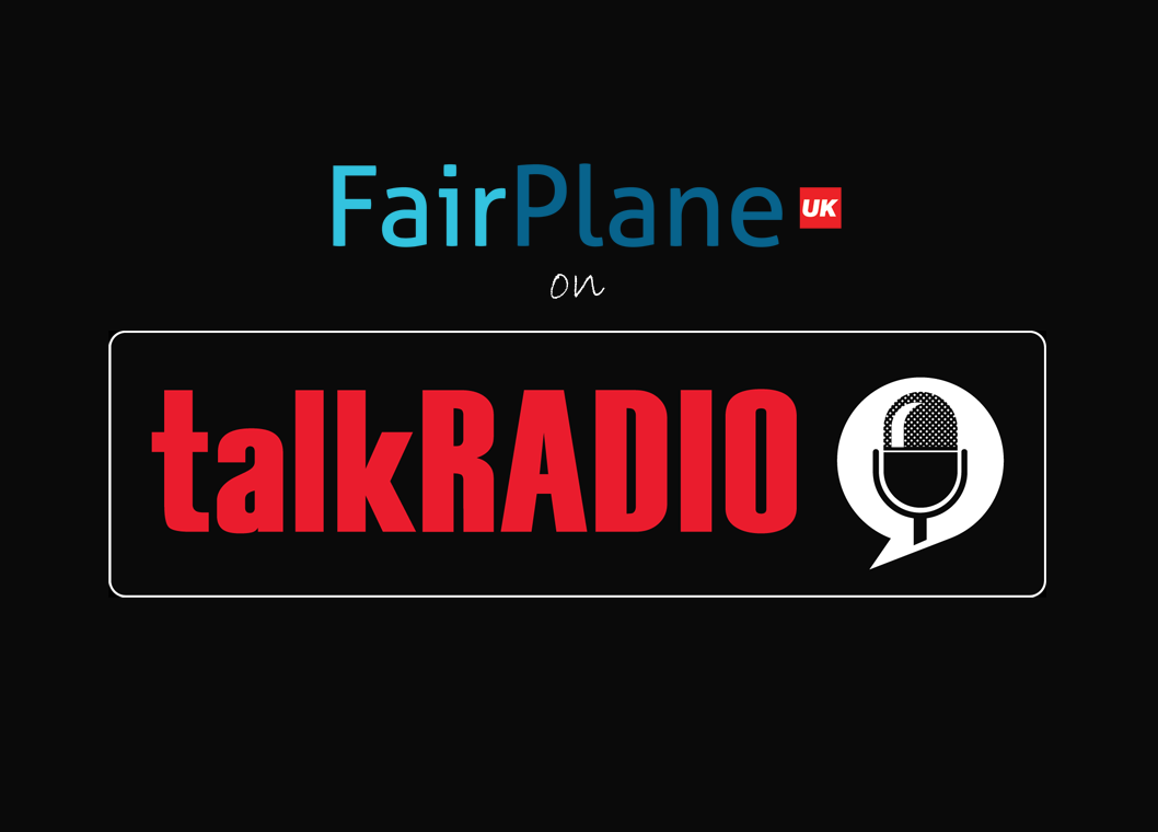 FairPlane Director Daniel Morris in discussion with Alexis Conran on TalkRADIO | FairPlane UK image