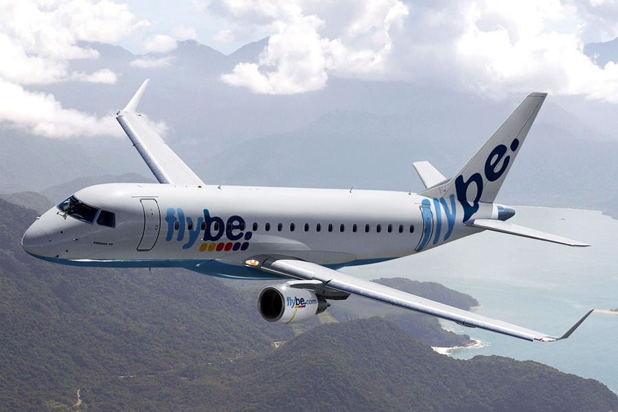 Flybe pilot error causes plane to nearly plunge to ground image