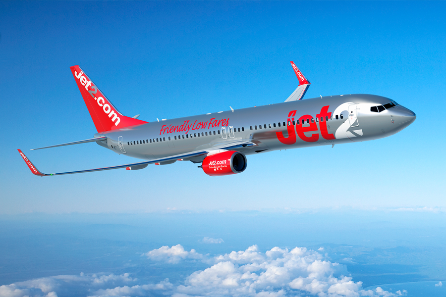 Jet2 flight diverts to Manchester because no water to make tea image