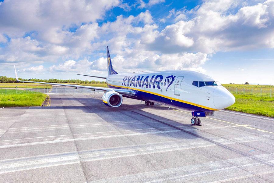 Pilot Ryanair