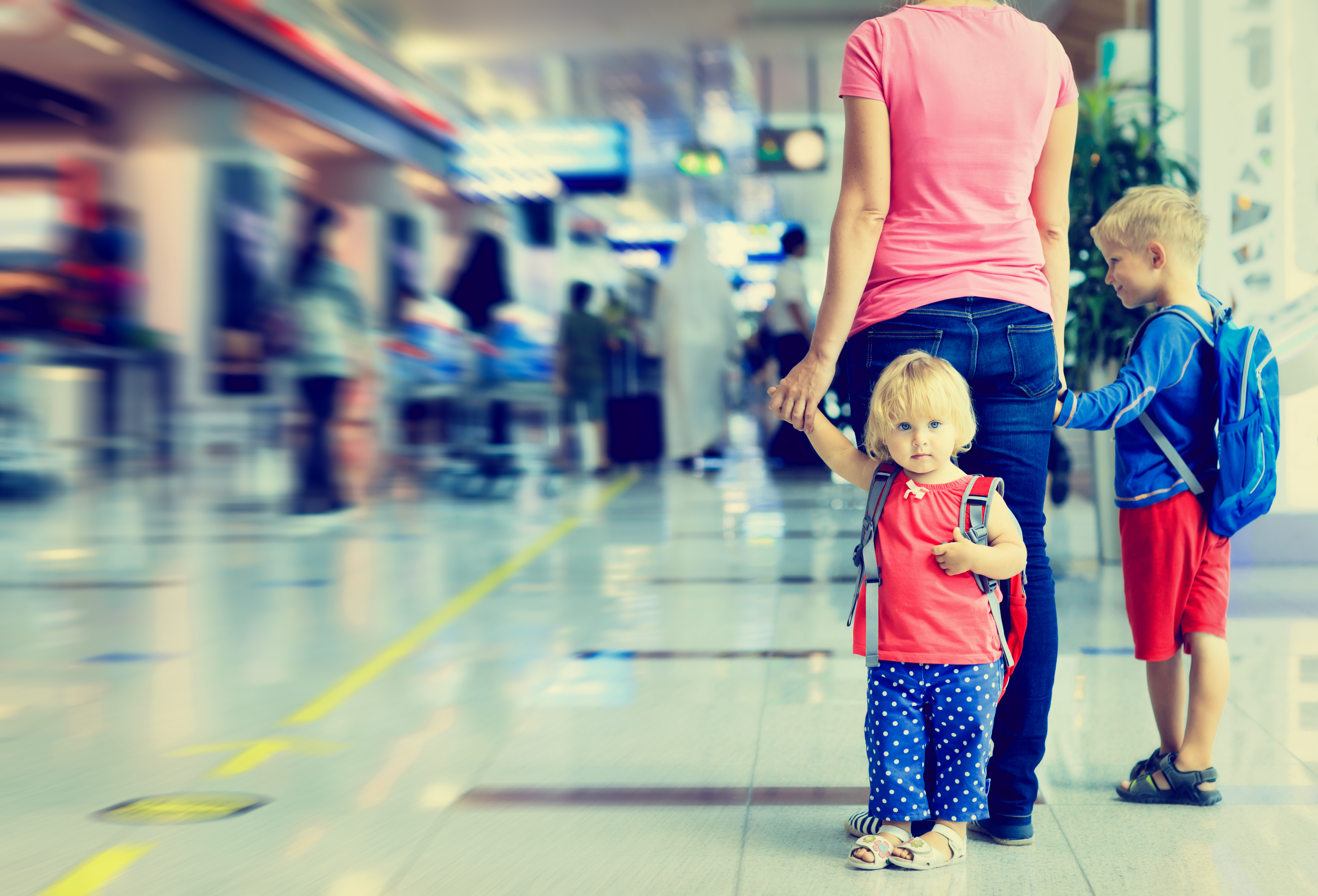 Flight delay compensation available to babies | FairPlane UK image