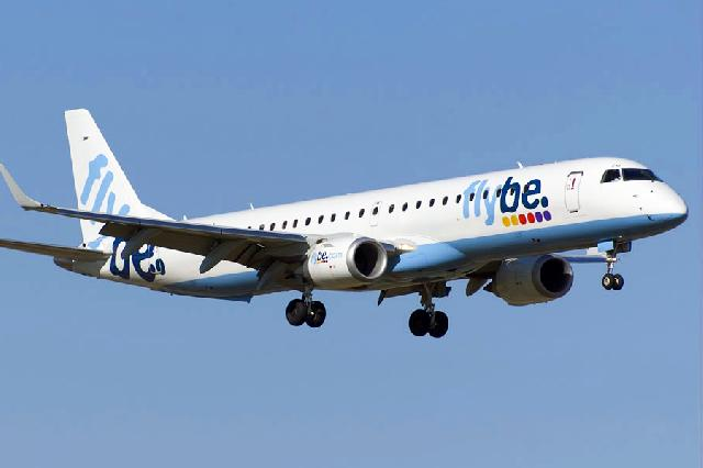 Flybe puts itself up for sale image