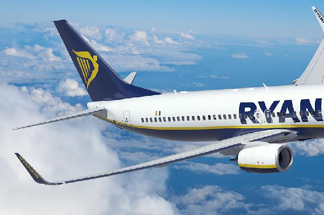 Ryanair top list of delayed flight arbitration claims image
