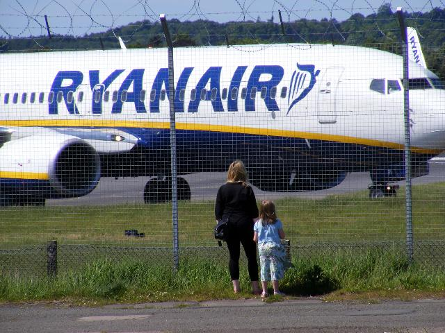 Ryanair counting the cost of flight cancellations image