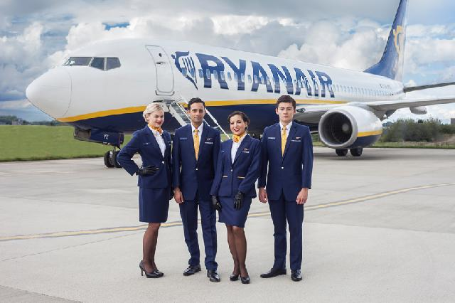 Thousands of Ryanair passengers have flights delayed image