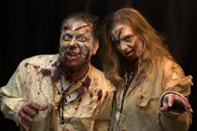 Stanstead zombie apocalypse | FairPlane UK image